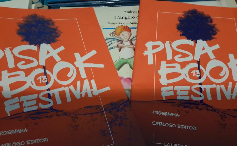 Andrea Falchi al Pisa Book Festival 2015