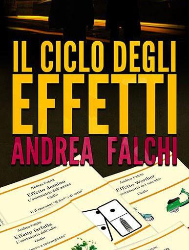 Esce il quinto romanzo del ciclo degli effetti: Effetto Larsen, l'asimmetria del ritorno