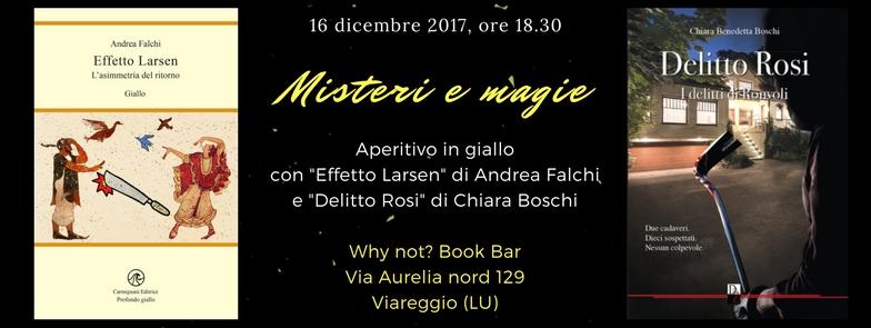 Misteri e magie quarta serata