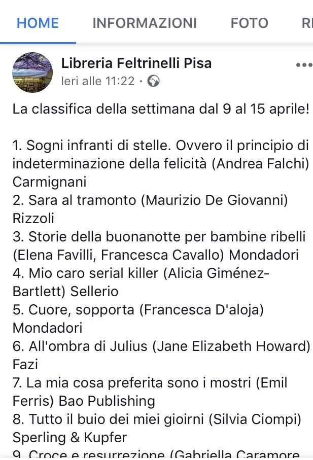 Classifica_feltrinelli