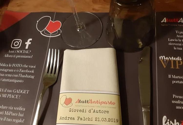 Una cena a effetto in quel di Casciana Terme