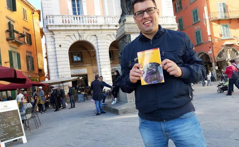 Ti racconto Pisa, l'autore Falchi alla Ghibellina