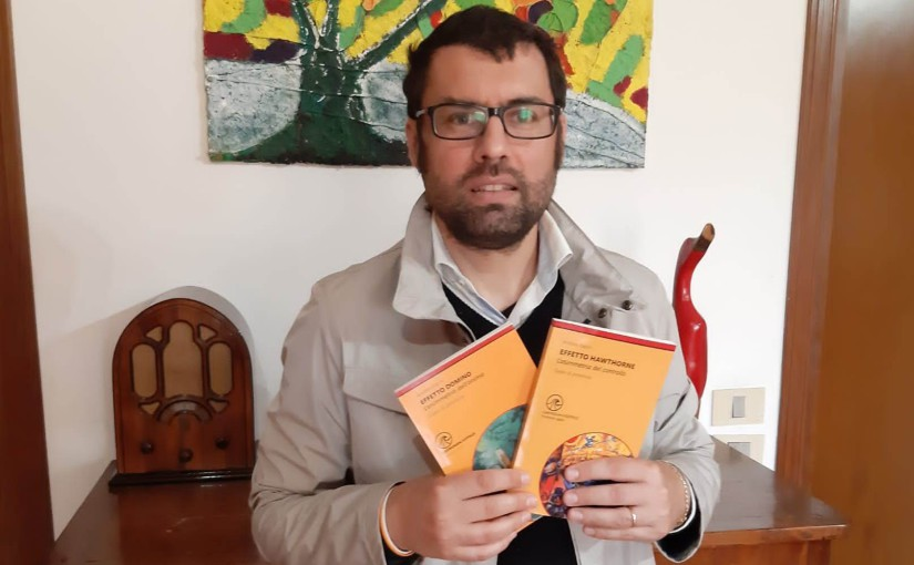 Lo scrittore Andrea Falchi intervistato su Modulazioni Temporali